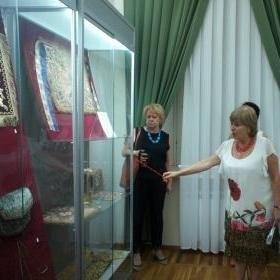 В Таганроге состоялось открытие выставки экспонатов Российского этнографического музея