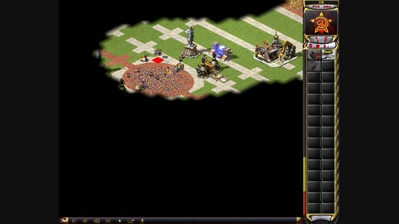 CC Red Alert 2 (HM) 281118(22)- Ibra vs Artemis