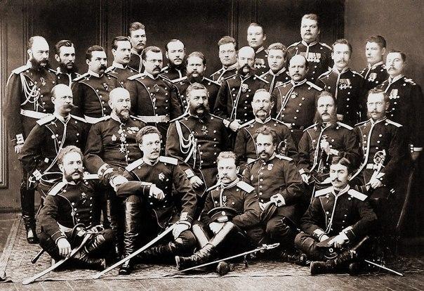 Кодекс чести офицера Российской империи.
