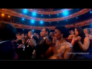 Matthew Morrison performs at the Olivier Awards (preview)