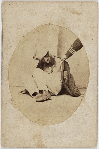 Фотопроект Чарльза Перси Пикеринга 1860-х годов «Пять стадий опьянения»