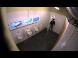 Прикол в туалете от LG ))