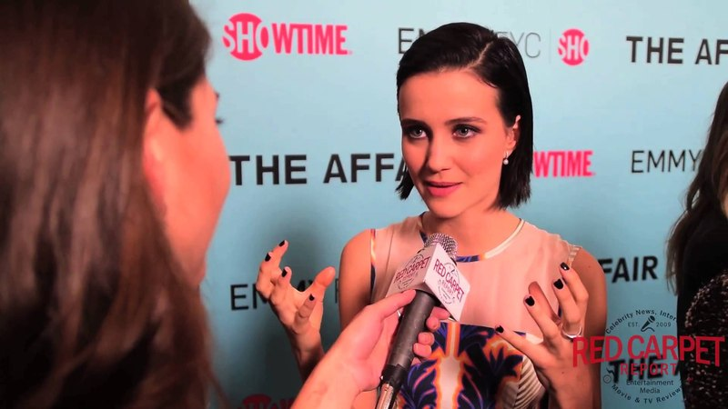 Julia Goldani Telles at Showtime's 'The Affair' Emmy's FYC Screening and Panel TheAffair