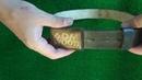 ADM Wood. Ремень мужской с мягкой пряжкой.