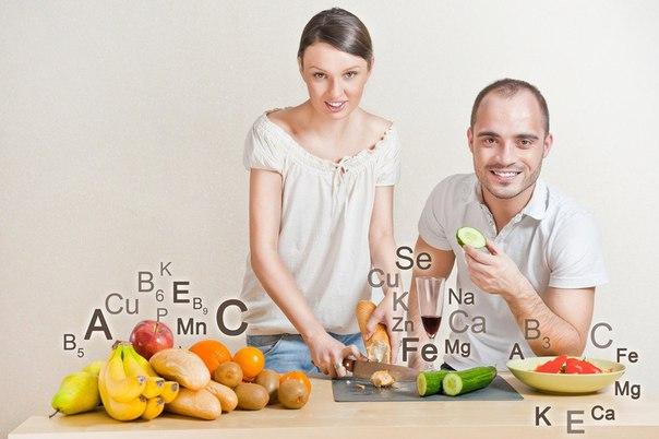 Каких витаминов Вам не