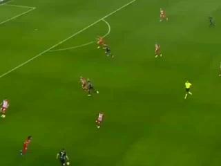 Первый гол Кудряшова за «Башакшехир»
