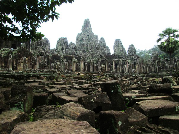 Наш загадочный Ангкор JsGfMYulZkU