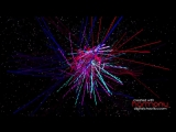 Beyond the Senses - Music by Astrix, Visual Music created with Harmony