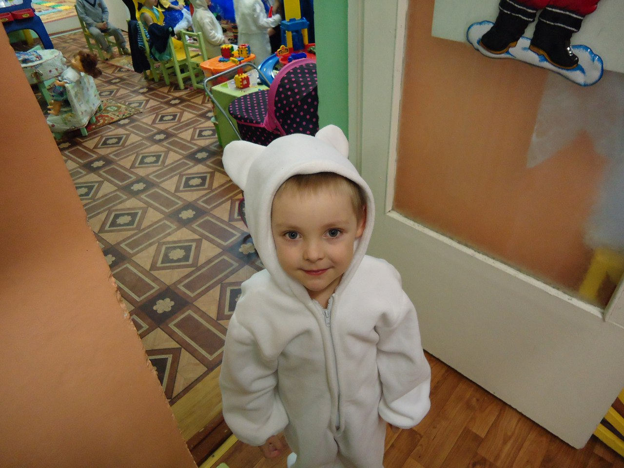 Аннушка Денисова, Эссойла - фото №3