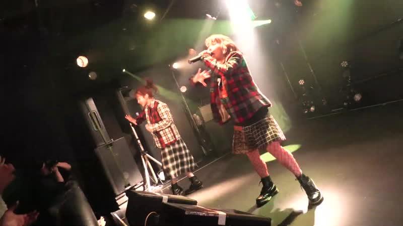 POPPING EMO - Live 2019.02.25 @ Shibuya DESEO mini