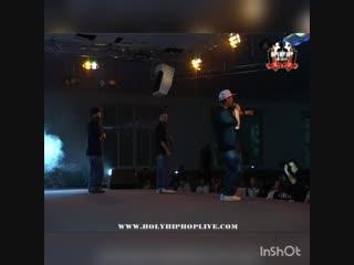 Holy Hip-Hop League (Live) 2008 ч. 7