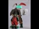 Кукла заяц папа