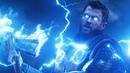 Подать мне Таноса! Битва в Ваканде Мстители Война бесконечности 2018