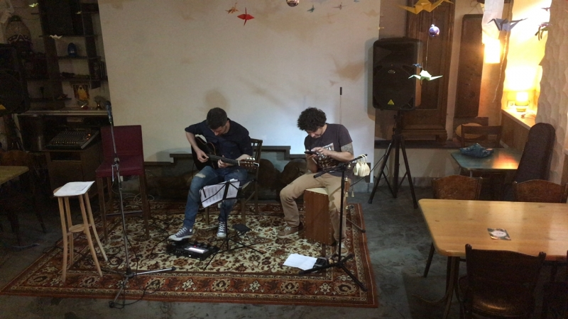 Ауровилль | 07.07.2018 | EL CORAZON