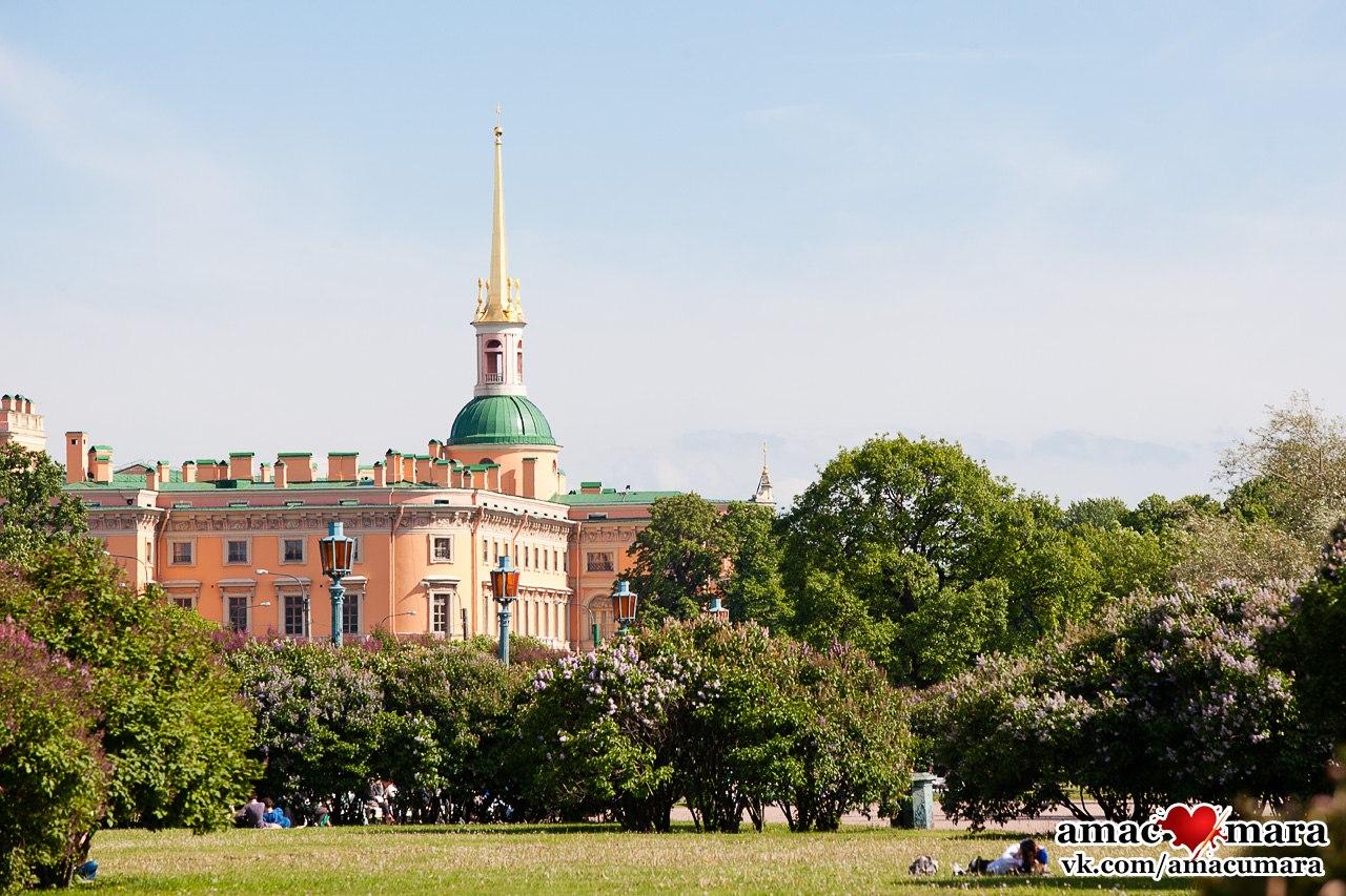Призрак Михайловского замка