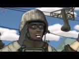 Друзья по Battlefield - Самоходная зенитка [4 Сезон 8 Серия] - [Озвучка КиНаТаН]