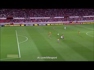 Севилья 2:0 Валенсия | Краткий обзор матча HD