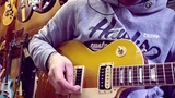 Gibson Les Paul Classic 2019 Gold Top - Clean Neck Sound