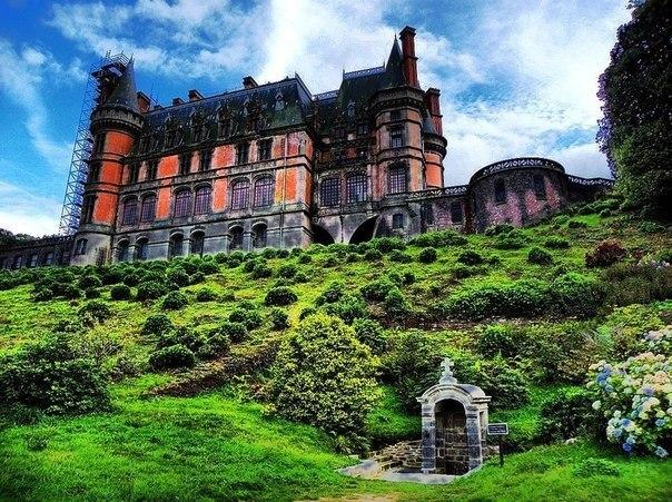 Замок Треваре