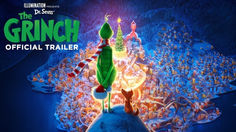 The Grinch - Official Trailer 3 [HD]