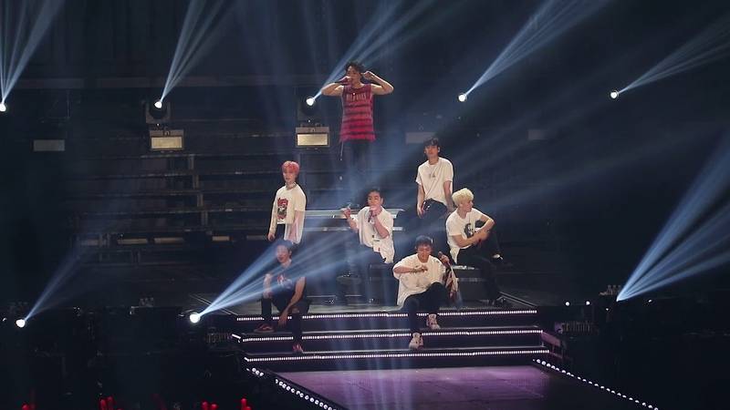 [190106 IKON CONTINUE TOUR ENCORE IN SEOUL] 아이콘 - 고무줄다리기취향저격