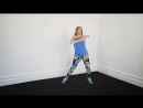 Beginner Fat Burning Total Body Tone Up - Low Impact No Equipment Needed