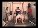 Westside Barbell - bench press workout