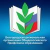 Профсоюз образования Белгородской области
