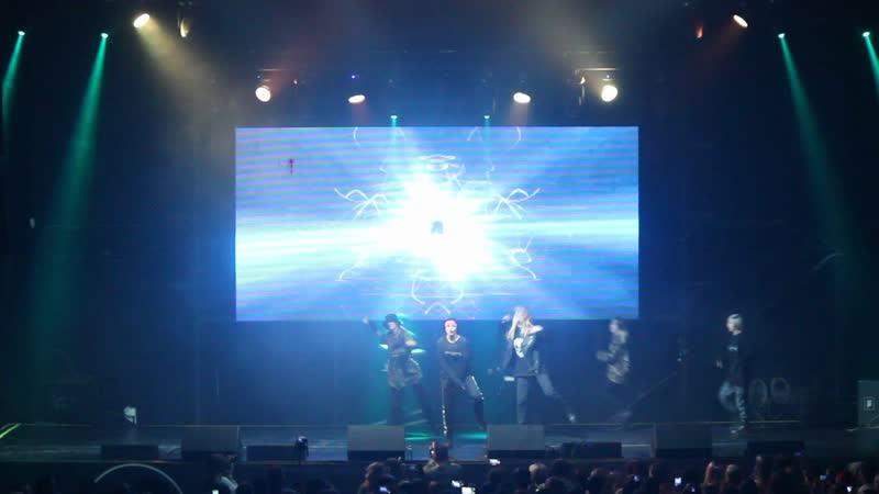 F-Line - BTS(Steve Aoki remix) - Mic Drop - Autumn IdolCon 2018
