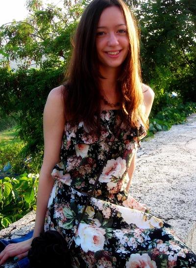 Анна Атаманцева, 17 июня 1989, Санкт-Петербург, id3097672