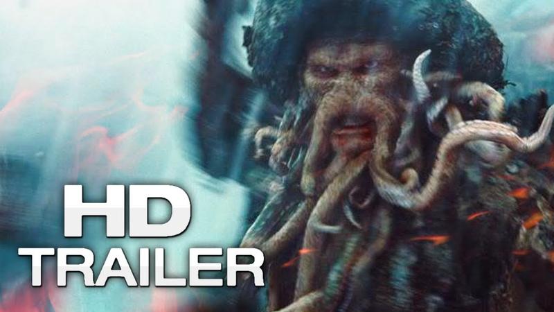 PIRATES OF THE CARIBBEAN 6: Return Of The Kraken - TRAILER (2020)
