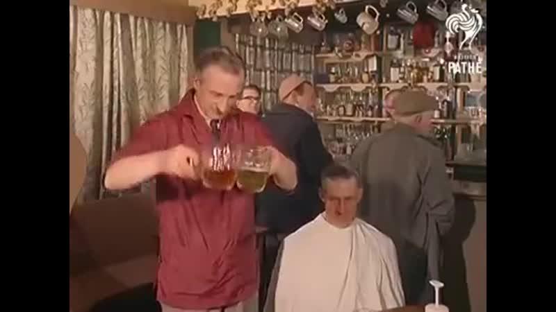 Паб-парикмахерская