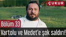 Çukur 33. Bölüm (Sezon Finali) - Vartolu ve Medet'e Şok Saldırı!