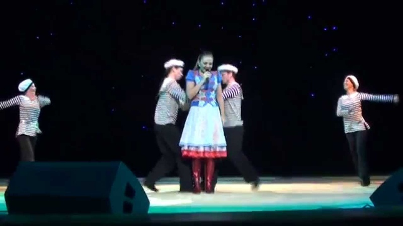 Марина Девятова в Иванове.Концерт.Автор ролика - А.Соловьев