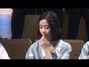 [2018.06.24.] 버스터즈 (Busters) 채연 애교 팬서비스 직캠 (cute Fancam) 팬사인...