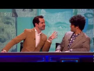 WISIS - Jimmy Carr Richard Ayoade moment