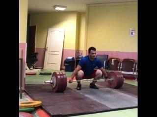 Сохраб Моради 185 кг