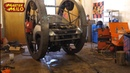 Two wheeled car build test! pt3 (Di-wheel)
