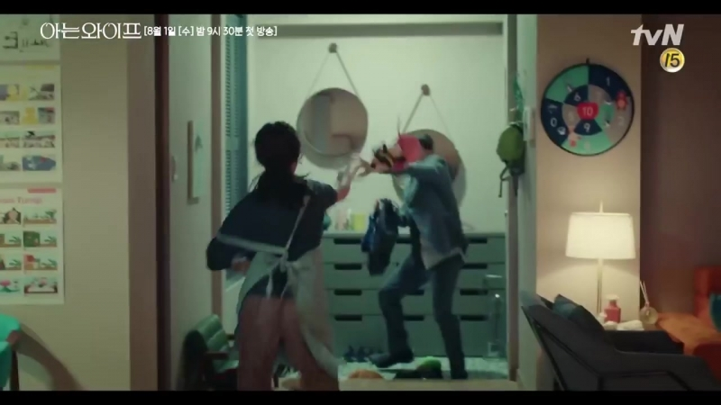 Familiar Wife [지성ver.] ′폼′나게 살고 싶었던 한 남편의 현실은. tvN 아는 와이프 180801 EP.1
