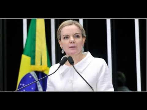 Senadora Gleisi obtém quarta vitória judicial contra campanha de difamação
