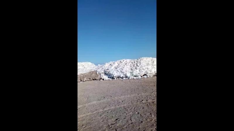 Ейский Лиман.(Ледниковый период)