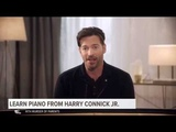Learn to play the piano with Harry Connick Jr