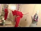 Шьем нарядное платье своими руками (обучающее видео) [zhezelru]