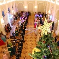 Рождественский бал на Васильевском