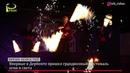 Впервые в Дербенте прошел грандиозный фестиваль огня и света