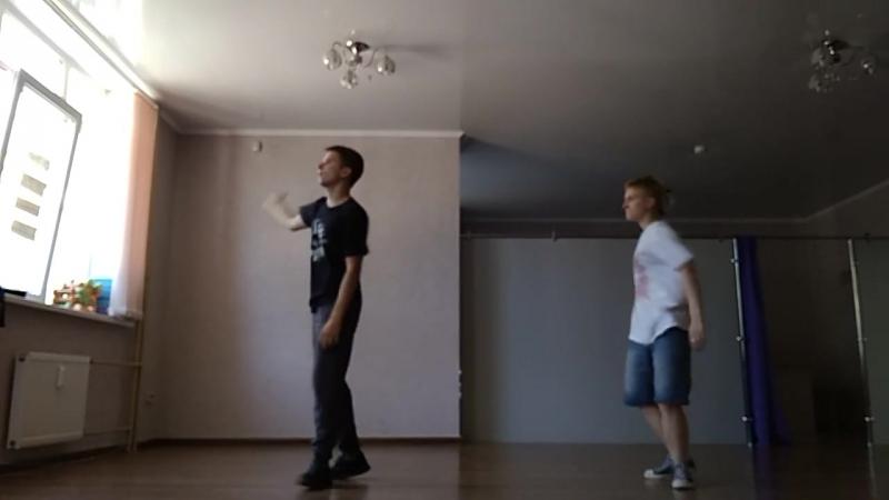 Electro Dance Perm Практика 22.07.2018