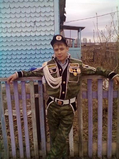 Виктор Воробьёв, 1 января 1984, Барнаул, id213037792