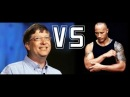 The Rock Meets Bill Gates - It Doesn't Matter What You Think Bill HD