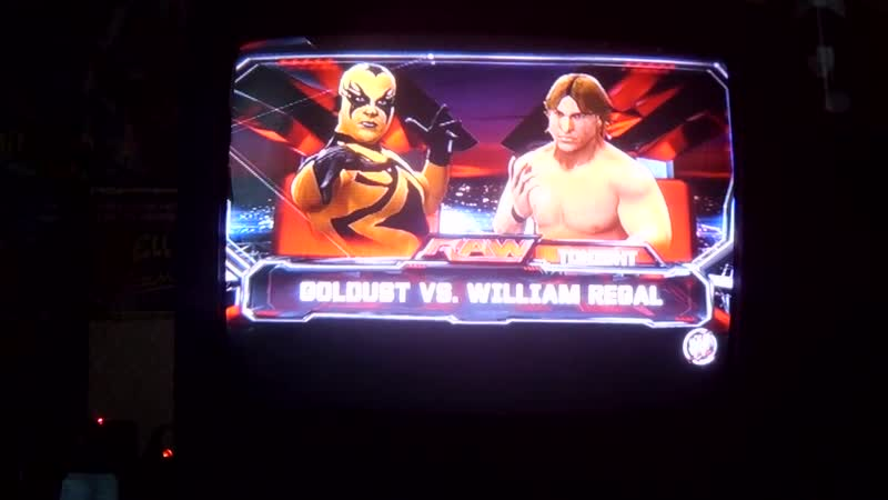 WWE2K14 Goldust vs William Regal 11DeadFace