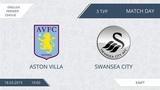 AFL19. England. Premier League. Day 3. Aston Villa - Swansea